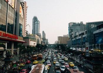 Bangkok : réduction de la vitesse à 50km/h sur certaines routes