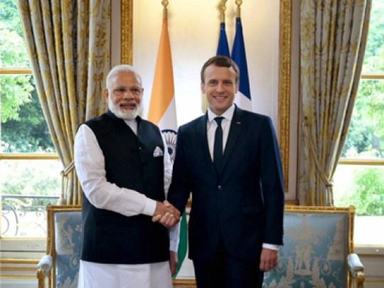 Le président français Emmanuel Macron effectuera une visite d'État en Inde du 9 au 12 mars