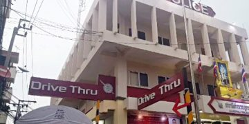 Un commissariat thaï crée un drive pour payer ses PV