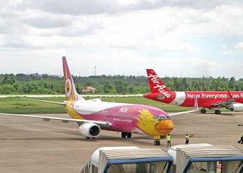 La flotte des compagnies aériennes low-cost en Thaïlande a triplé en 5 ans