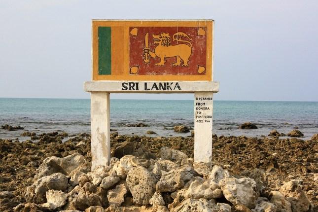 Le Sri Lanka a revu à la baisse ses prévisions d'arrivées de touristes pour l'année 2018