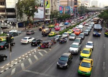 Ventes automobiles en hausse de 28 % en mai en Thaïlande