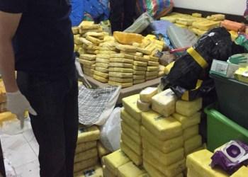 Bangkok : un ado arrêté avec près de 9 millions de pilules de méthamphétamine !