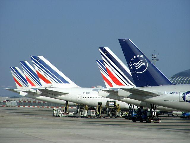 การชุมนุมประท้วงครั้งใหม่ของสารการบินแห่งชาติฝรั่งเศส ระหว่างวันที่ 23 – 26 มิถุนายนนี้