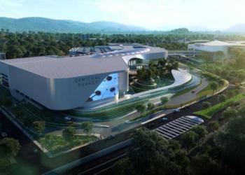 Phuket : le nouveau centre commercial Central ouvrira en septembre