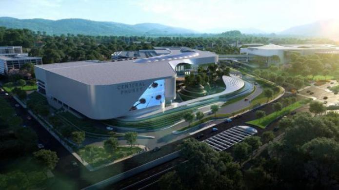 Central Phuket sera le plus grand centre commercial du Sud de la Thaïlande lorsqu'il ouvrira ses portes le 10 septembre