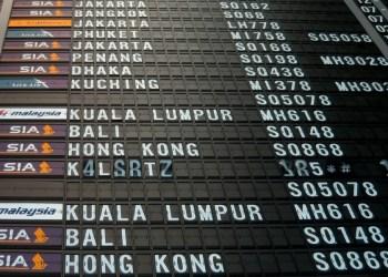 Top 10 des aéroports les plus fréquentés du monde - 1er semestre 2018