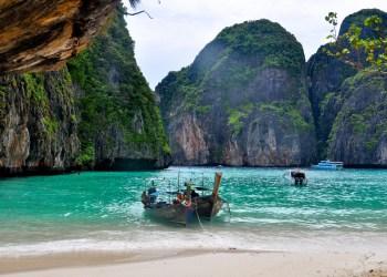 Koh Phi Phi : Maya Bay fermée un mois de plus
