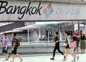 Bangkok : la plupart des habitants se déclarent stressés et malheureux