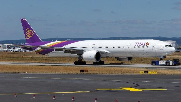 Le décollage d'un vol Thai Airways entre Zurich et Bangkok a été retardé de plus de deux heures, après que des pilotes en repos aient exigé d'avoir des sièges en première classe