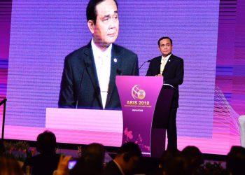 Prayut appelle à renforcer les liens au sein de l'ASEAN