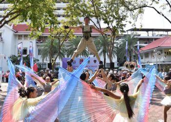 "La Thaïlande va accueillir le ""World Police Band Concert"""
