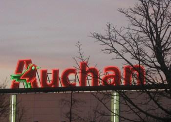 Auchan va ouvrir son premier supermarché sans personnel en France