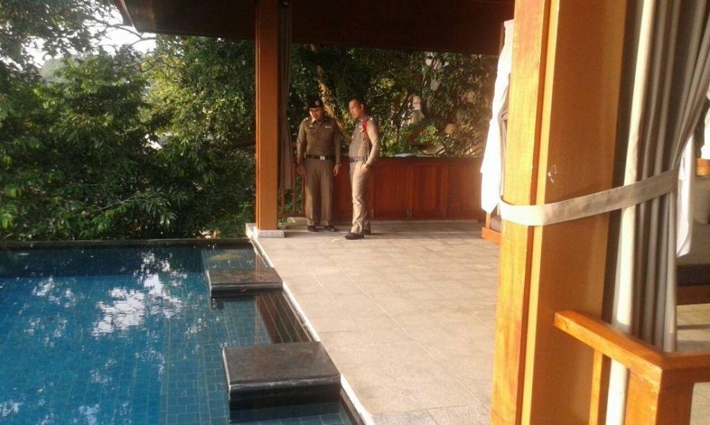 Phuket : un touriste chinois suspecté d'avoir tué sa femme pour toucher l'assurance