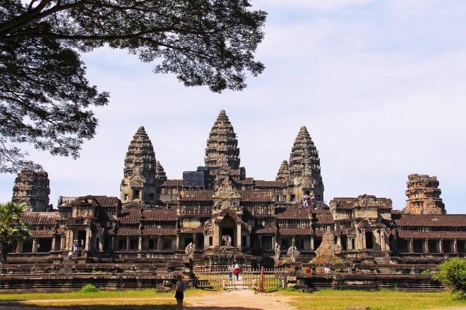 Le site historique d'Angkor, au Cambodge, a enregistré des recettes de 104 millions de dollars depuis le début de l'année