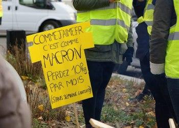 """Gilets jaunes : de nouvelles manifestations en vue pour le week-end de """"l'acte IX"""""""