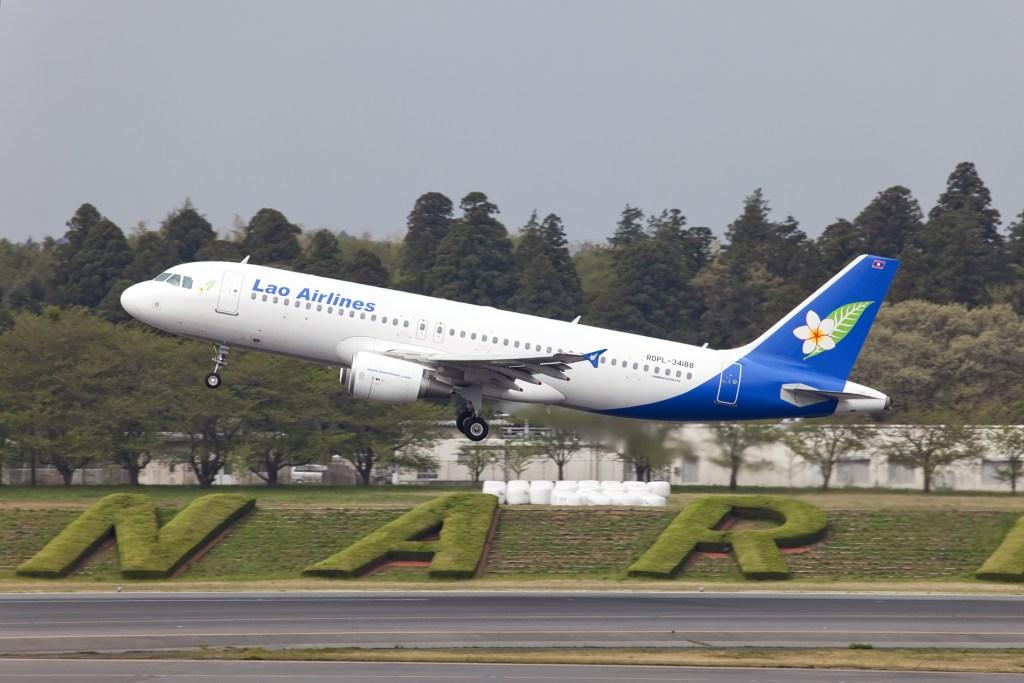 Lao Airlines espère un nouveau record de réservations de la part des touristes chinois
