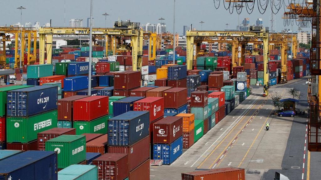 Thaïlande : les exportations chutent de 5,7 % en janvier