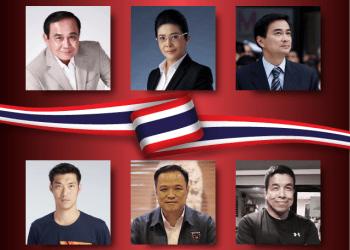 Élections en Thaïlande qui sont les principaux candidats au poste de Premier ministre