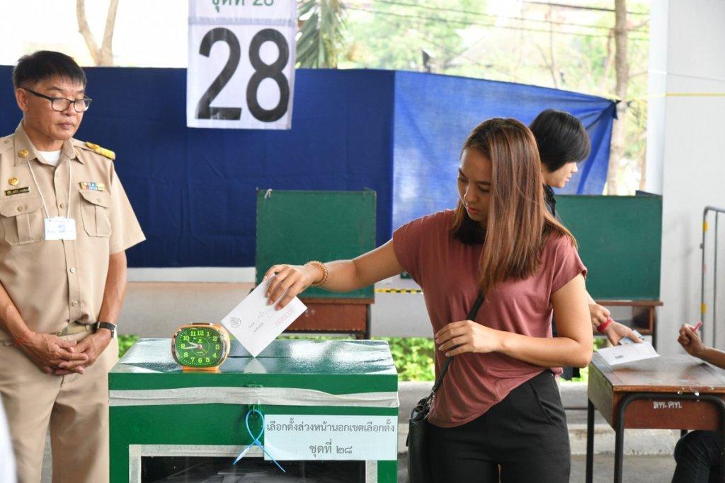 Élections en Thaïlande : taux de participation élevé pour le vote anticipé