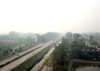 Pollution : le nord de la Thaïlande continue de souffrir sous le smog