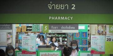 Thaïlande : les touristes ont laissé une ardoise de 300 millions de bahts aux hôpitaux en 2018