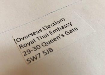 Élections : les Thaïlandais de l'étranger ont commencé à voter