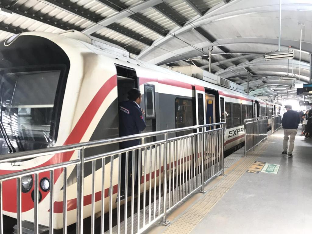 Bangkok : l'Airport Rail Link promet de mieux répondre aux besoins des personnes âgées et handicapées