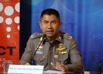 Thaïlande : le chef de l'immigration transféré vers un poste inactif