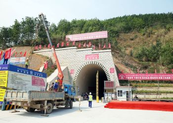 Le projet ferroviaire Laos-Chine progresse plus rapidement que prévu