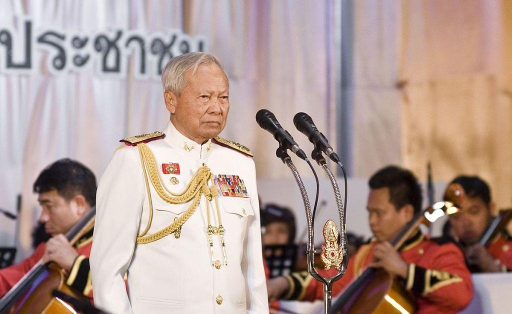 Thaïlande : décès de l'ex-Premier ministre Prem Tinsulanonda