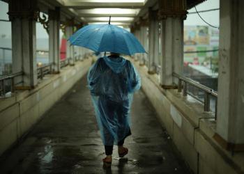 Début de la saison des pluies en Thaïlande