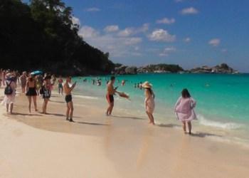 Thaïlande : fermeture des îles Similan aux touristes pour 5 mois