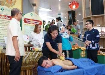 Le gouvernement espère faire inscrire le massage thaï sur la liste du patrimoine mondial de l'UNESCO