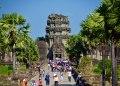 Le Cambodge enregistre une forte hausse du nombre de visiteurs thaïlandais