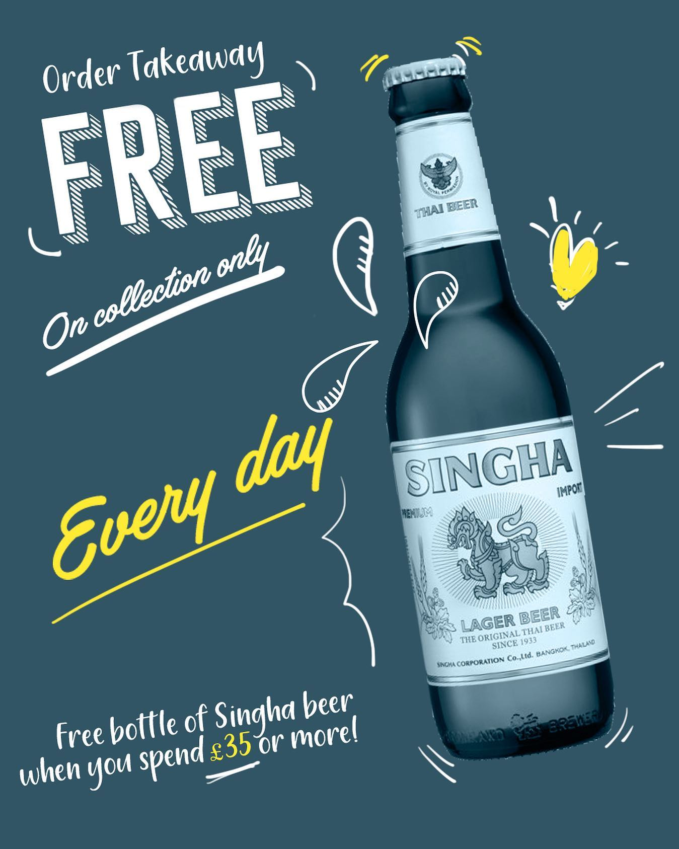 You are currently viewing Free Singha Beer