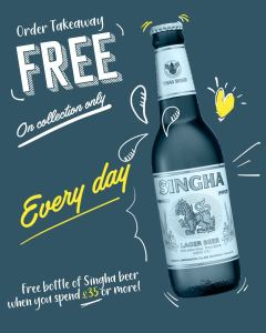 Read more about the article Free Singha Beer