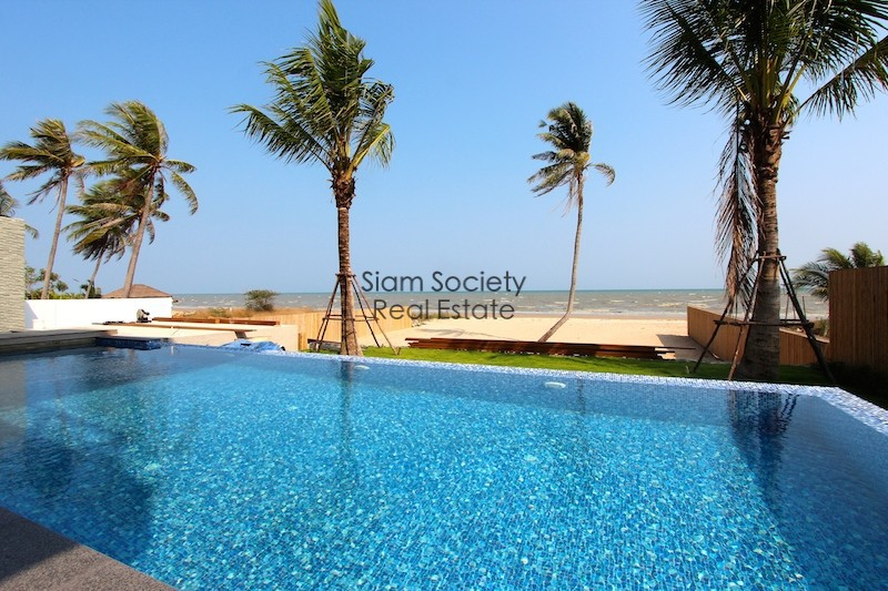 Hua Hin Beachfront Homes For Sale