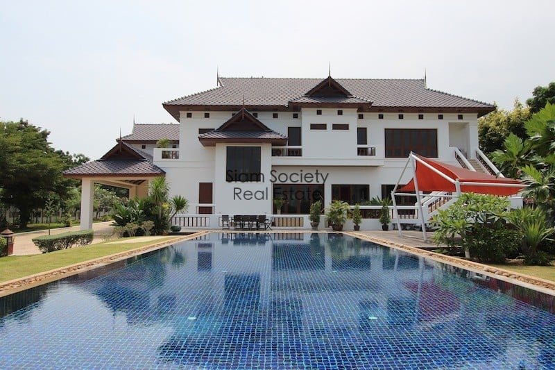 Hua Hin Palm Hills Mansion For Sale