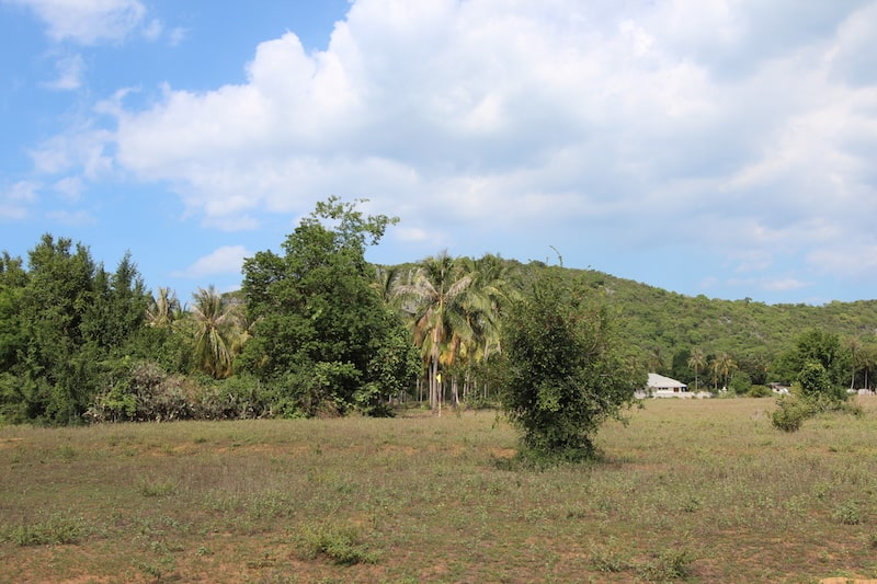 Siam Society Hua Hin land for sale