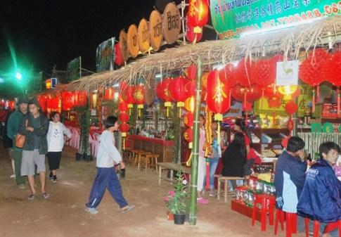Annual Doi Mae Salong tea festival