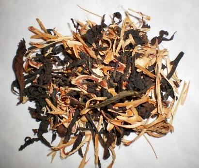 Thai Black Tea / Lemongrass Tea Blend