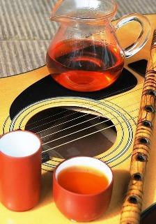 Wild Dian Hong Black & Golden Needle Black Tea