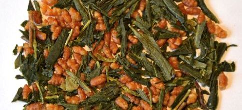 Japanese Genmaicha Tea
