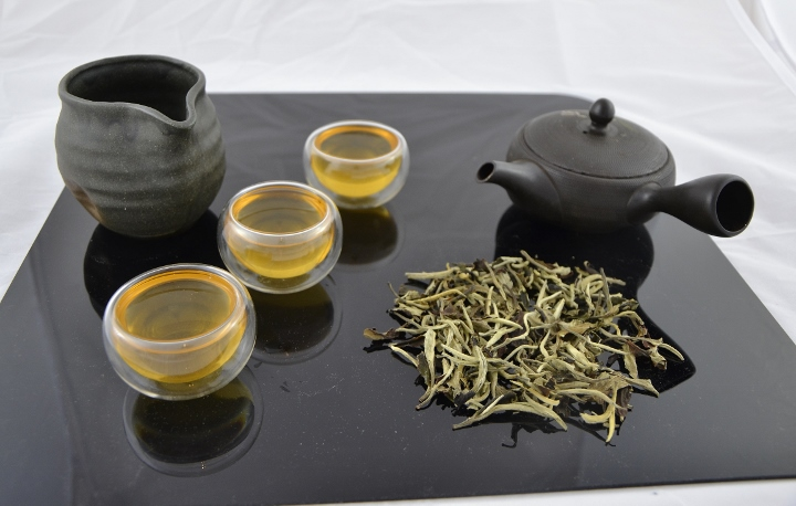White Moonlihgt Tea from biodiverse cultivation