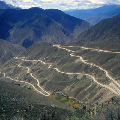 The Sichuan-Tibet