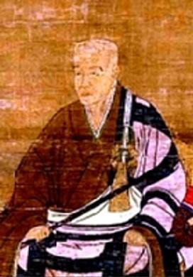 Japanese Zen monk Eisei - initiator of tea cultivation in Japan