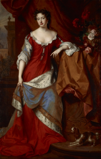 Queen Anne of Great Britain - promoted the tea culture at the English court