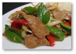 Kra Pow Basil Beef