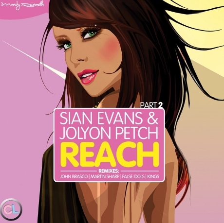 Jolyon Petch Sian Evans - Reach